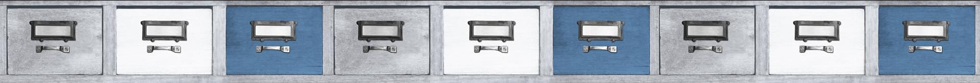 Tiroirs, décoration salle d'escape game